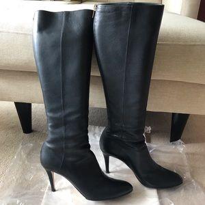 Beautiful Jimmy Choo tall black boots Size 42